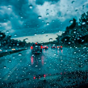 Conducir seguro con mal tiempo